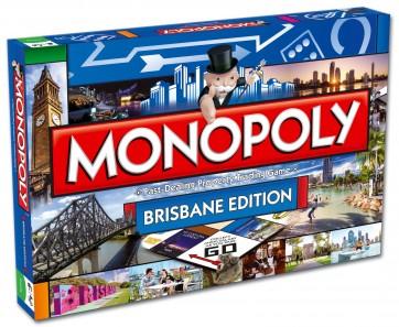 Brisbane Monopoly