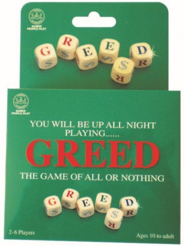 Greed Game