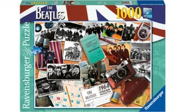 Ravensburger Beatles 1964 - A Photographer's View Jigsaw Puzzle