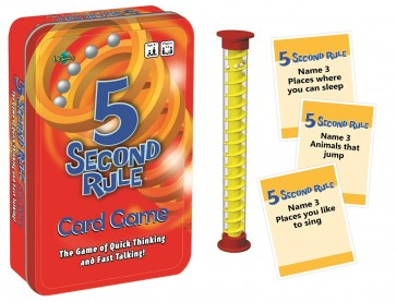 5 Second Rule Tinned Game