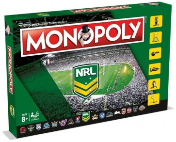 NRL Monopoly - Refresh