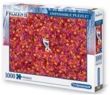 Clementoni Disney Puzzle Frozen 2 Impossible Jigsaw Puzzle