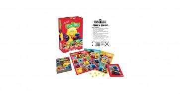 Aquarius Sesame Street Family Bingo