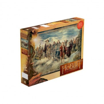 The Hobbit - An Unexpected Journey Jigsaw Puzzle