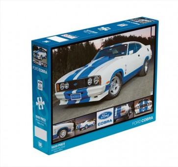 Ford - Cobra Jigsaw Puzzle