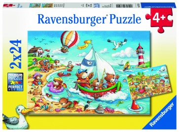 Seaside Holiday Puzzle
