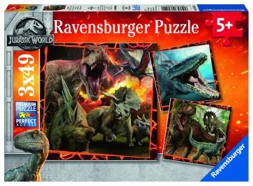Jurassic World Instinct to Hunt Puzzle