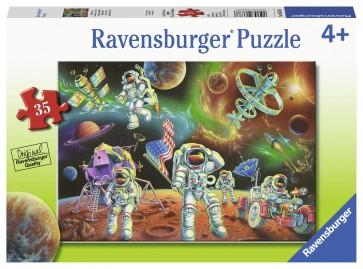 Moon Landing Puzzle