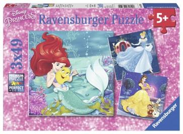 Disney Princesses Adventure Puzzle
