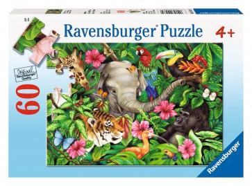 Rburg - Tropical Friends Puzzle 60pc