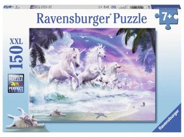 Unicorns on the Beach Puzzle