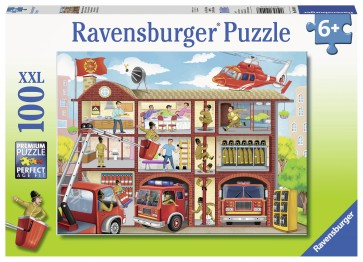 Firehouse Frenzy Puzzle