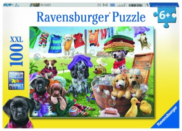 Rburg - Colourful Washing 100pc Puzzle