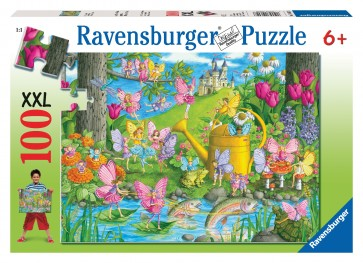 Rburg - Fairy Playland Puzzle 100pc