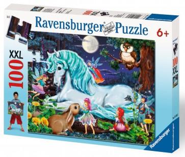 Rburg - Unicorns World Puzzle 100pc