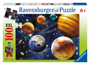 Rburg - Space Puzzle 100pc