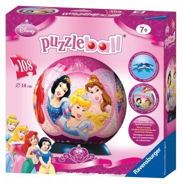 Rburg - Disney Princess 3D PuzzleBall 108pc