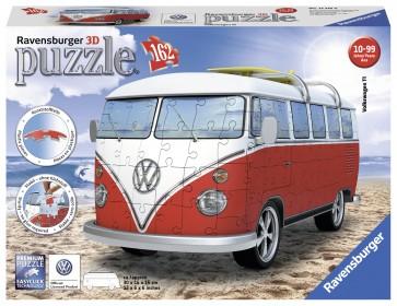 Rburg - WV Combi Bus Puzzle 3D Puzzle 216pc