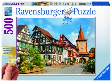Rburg - Gengenbach, Germany Puzzle 500pc
