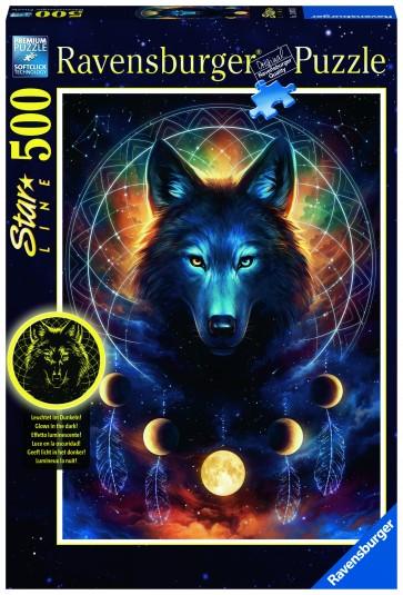 Lunar Wolf Puzzle