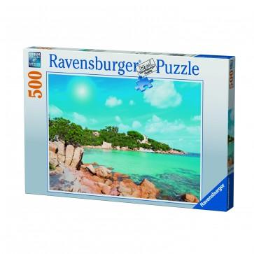 Rburg - Beach In Sardinia Puzzle 500pc