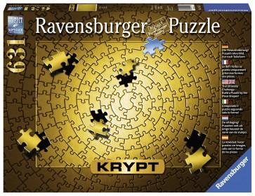 Rburg - KRYPT Gold Spiral 631pc