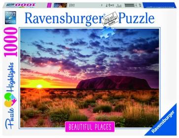 Ayers Rock, Australia Puzzle