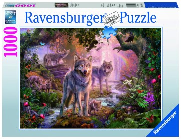 Summer Wolves Puzzle