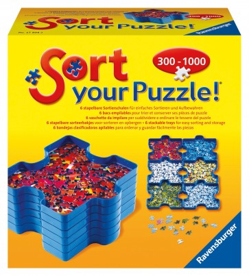 Rburg - Sort Your Puzzle