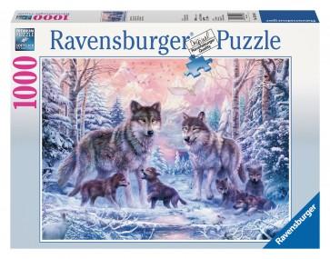 Rburg - Arctic Wolves Puzzle 1000pc