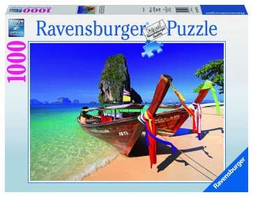 Rburg - At the Beach Puzzle 1000pc