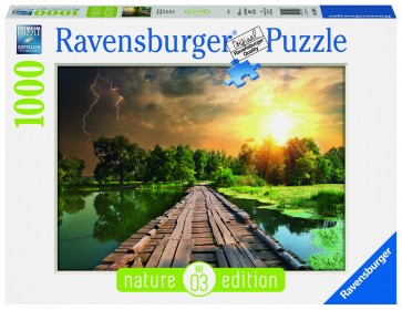 Rburg - Mystic Skies Puzzle 1000pc