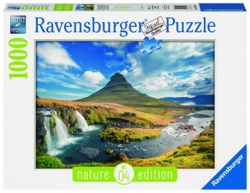 Rburg - Visions of Kirkjufell Puzzle 1000pc