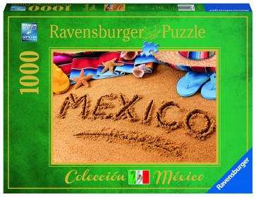 Rburg - Mexican Holiday Puzzle 1000pc