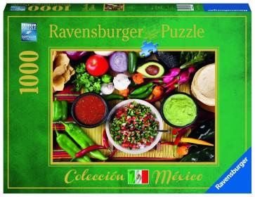 Rburg - Tempting Sauces Puzzle 1000pc
