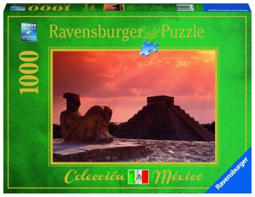 Rburg - Famous Chich�n Itz� Puzzle 1000pc