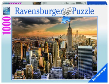 Rburg - Grand New York Puzzle 1000pc