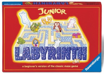 Rburg - Junior Labyrinth Board Game
