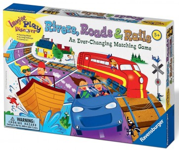 Rburg - Rivers Roads & Rails Game