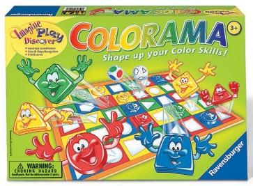 Rburg - Colorama Game