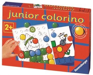 Rburg - Junior Colourino Game