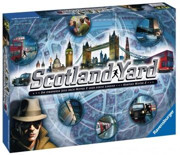 Rburg - New Scotland Yard Game
