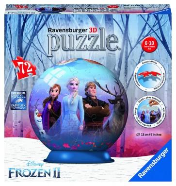 Frozen 2 3D Puzzleball