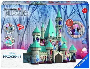 Frozen 2 Castle 3D Puzzle