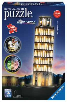 Ravensburger Pisa At Night 3D Jigsaw Puzzle