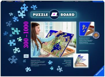 Non-slip Velour Surface Puzzle Board