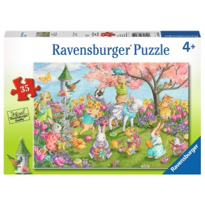Ravensburger Egg Hunt Jigsaw Puzzle