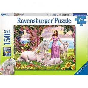 Beautiful Princess Puzzle