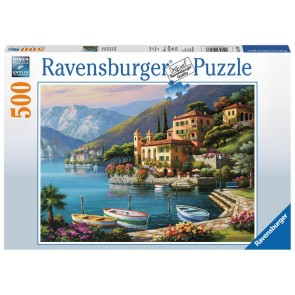 Ravensburger Villa Bella Vista Jigsaw Puzzle