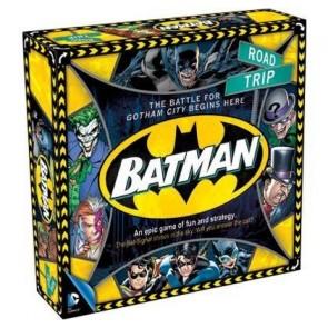 Road Trip Batman Board Game